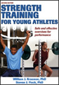 Strength Training for Young Athletes book cover
