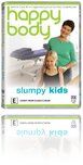 Happy Body - Slumpy Kids DVD