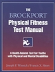The Brockport Physical Fitness Test Manual Cover