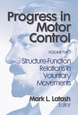 Progress in Motor Control, Volume 2 Cover