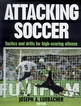 Attacking Soccer Cover