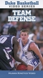 Duke Basketball Video Series: Team Defense (NTSC) Cover