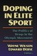Doping in Elite Sport Cover