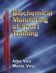 Biochemical Monitoring of Sport Training Cover