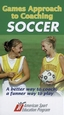 Games Approach to Coaching Soccer Video-NTSC Cover