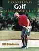Coaching Golf Successfully Cover