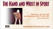 The Hand and Wrist in Sports Course-NT