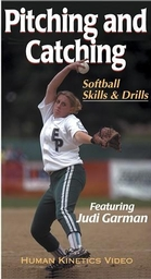 Pitching and Catching: Softball Skills & Drills Video-NTSC