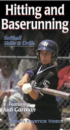 Hitting and Baserunning: Softball Skills & Drills Video-NTSC