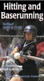 Hitting and Baserunning: Softball Skills & Drills Video-NTSC Cover