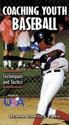 Coaching Youth Baseball Video: Techniques & Tactics-NTSC