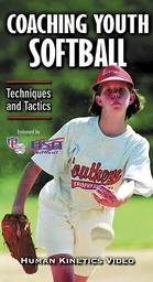 Coaching Youth Softball Video: Techniques & Tactics-NTSC