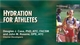 Hydration for Athletes Enhanced Online CE Course Cover