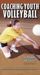 Coaching Youth Volleyball Video: Techniques & Tactics-NTSC