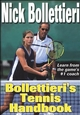 Bollettieri's Tennis Handbook Cover