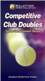 Competitive Club Doubles Video-NTSC Cover