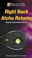 Right Back Atcha Returns Video-NTSC Cover