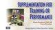 Supplementation for Training or Performance Course-NT Cover