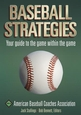 Baseball Strategies Cover