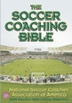 The Soccer Coaching Bible Cover