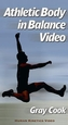 Athletic Body in Balance Video-NTSC Cover
