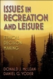 Issues in Recreation and Leisure Cover