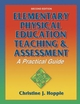 Elementary Physical Education Teaching & Assessment-2nd Edition Cover
