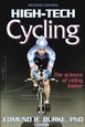High-Tech Cycling-2nd Edition Cover