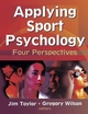 Applying Sport Psychology Cover