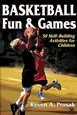 Basketball Fun & Games Cover