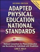 Adapted Physical Education National Standards-2nd Edition Cover