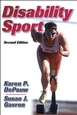 Disability Sport-2nd Edition Cover