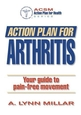 Action Plan for Arthritis Cover