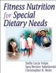 Fitness Nutrition for Special Dietary Needs Cover