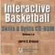 Interactive Basketball Skills and Drills CD-ROM - Release 2.0 Cover