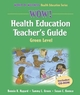 WOW! Health Education Teacher's Guide-Green Level Cover