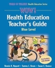 WOW! Health Education Teacher's Guide-Blue Level Cover