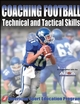 Coaching Football Technical and Tactical Skills Cover