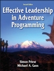 Effective Leadership in Adventure Programming-2nd Edition Cover