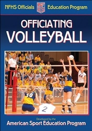 Officiating Volleyball