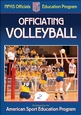 Officiating Volleyball Cover