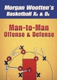 Man-to-Man Offense & Defense DVD Cover