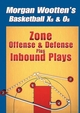 Zone Offense & Defense Plus Inbound Plays DVD Cover