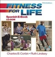 Fitness for Life Spanish eBook CD-ROM-5th Edition