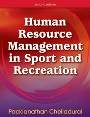 Human Resource Management in Sport and Recreation-2nd Edition