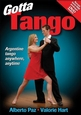 Six fundamental leg motions of the tango