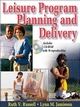Leisure Program Planning and Delivery Cover