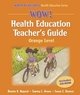 WOW! Health Education Teacher's Guide-Orange Level Cover