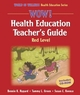 WOW! Health Education Teacher's Guide-Red Level Cover