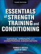 Essentials of Strength Training and Conditioning-3rd Edition Cover